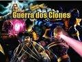 X-Men Clone Wars OPENBOR Playthrough