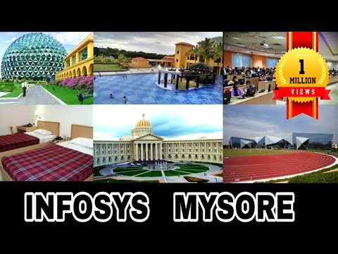 Infosys Mysore Training || Complete Guide || Campus ||Food courts || Hostel Rooms || Chandan Patel
