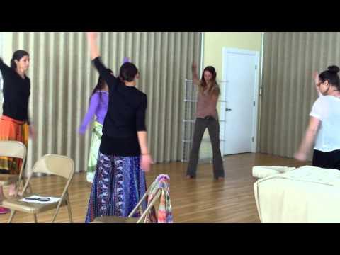 Anatomy of Healing : CHAKRA DANCE!!!!!!