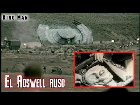El Roswell Ruso es una realidad , trata sobre la caída de un OVNI y la autopsia de un extraterrestre