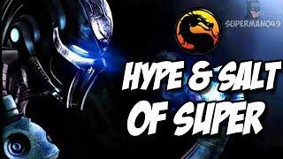 The GREATEST Comeback In Mortal Kombat X History! - Mortal Kombat X Hype & Salt Of Super #11,12 & 13