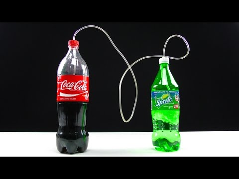 Thumbnail: Coca Cola OUT of Bubbles ? How to ReCarbonate Coca Cola or make any soda drink in 5 Minutes