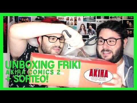 unboxing-friki:-akira-comics-2-+-sorteo- -zavid