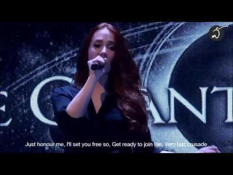 The Last Crusade (Live) - EPICA - Lyrics - HD