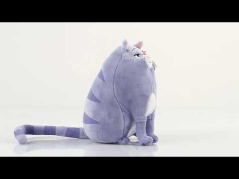 Кошка Хлоя, плюшевая игрушка, 20 см, купить кошку хлою игрушку в .