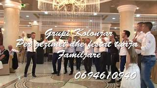 "ALBAN RAPO & GRUPI KOLONJAR - "" KOLAZH LIVE """