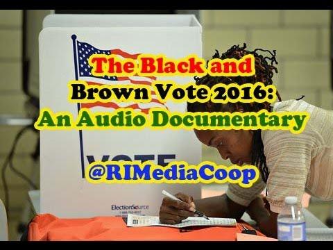 Black and Brown Vote 2016 Ep 7: Mike Araujo