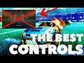 The Best Controls For ROCKET LEAGUE