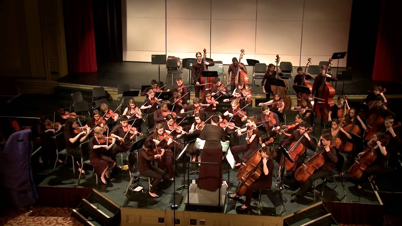 Shaker heights high school chamber orchestra spring for Chambre orchestra