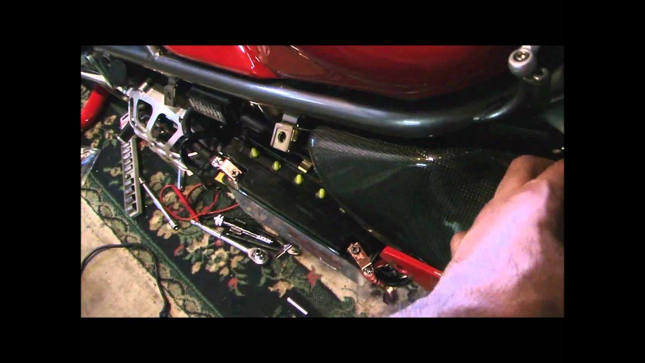 starter wiring upgrade [ 1280 x 720 Pixel ]