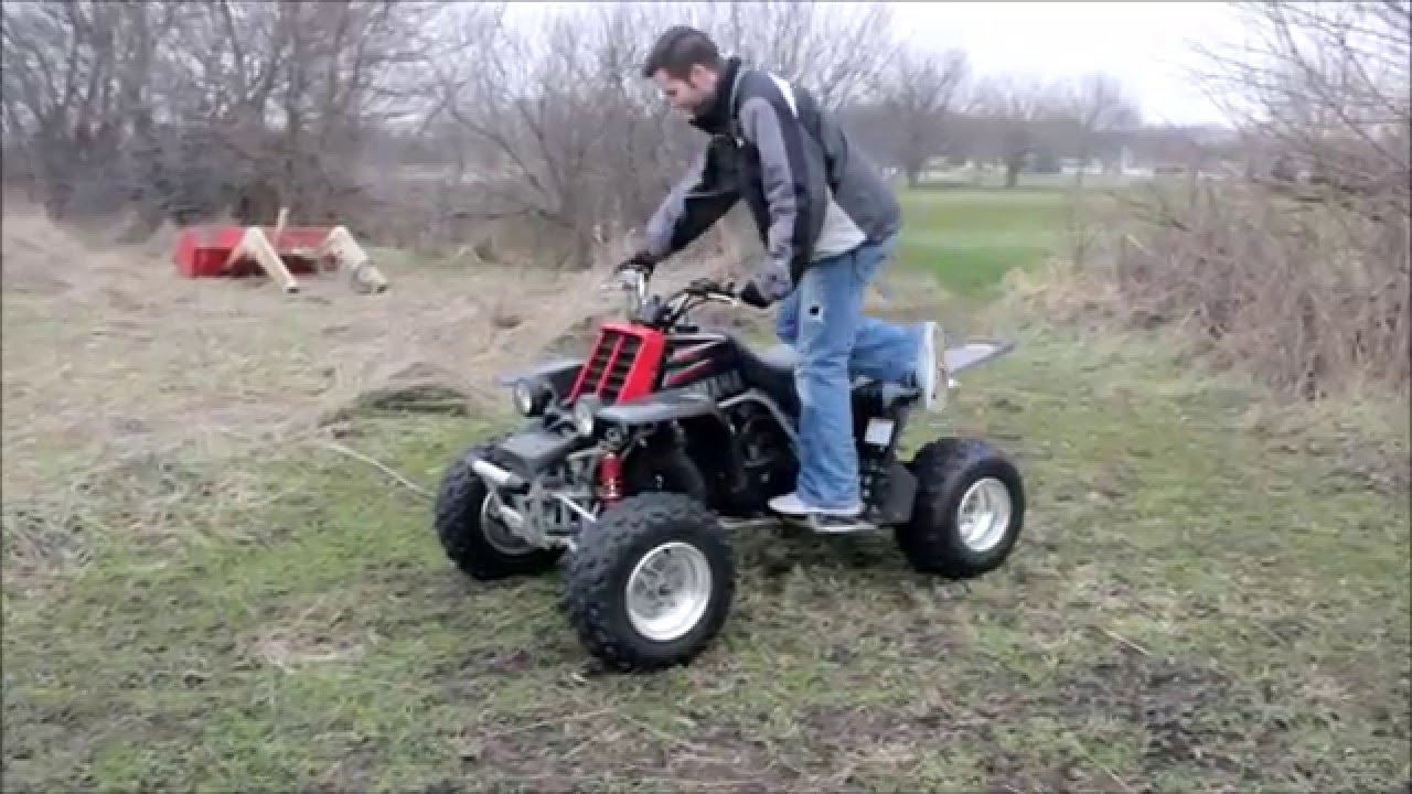 Yamaha Banshee  Review