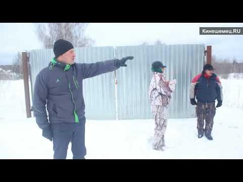 Жители Заволжска против появления могильника химотходов