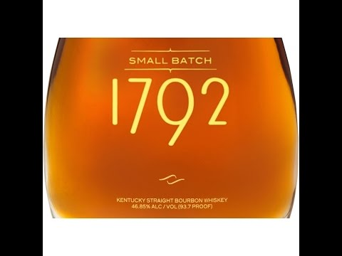 1792 Small Batch Bourbon Whiskey Review