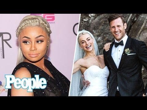 Blac Chyna, T.I. Respond To Rob Kardashian, Julianne Hough Wedding Details | People NOW | People