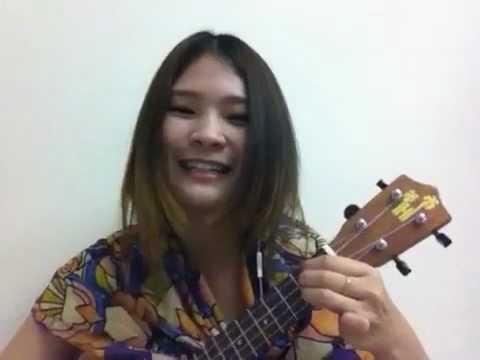 ชอบที่เธอยิ้มมา เต้ย Ukulele (เพลง+คอร์ด)