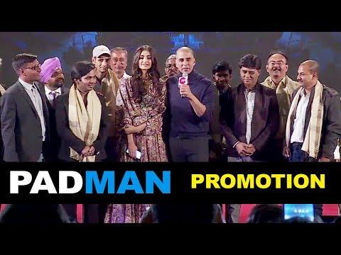 Padman Movie Promotion Full Video HD |...