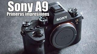Sony A9, primeras impresiones desde Londres