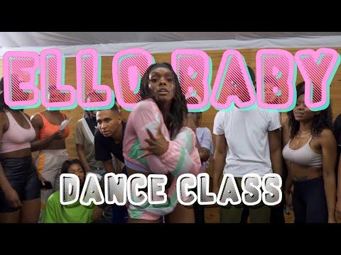 Tiwa Savage, Kizz Daniel, Young John – Ello Baby [Dance Class]