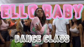 Tiwa Savage, Kizz Daniel, Young John - Ello Baby [Dance Class]