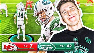 I played the #1 ranked player with the New York Jets, and did the impossible! TD Vs Talkers 4