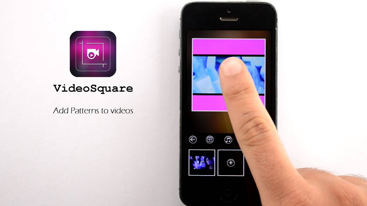 Phone Square App For Android Phone video square app create videos for instagram easily available ios and android youtube