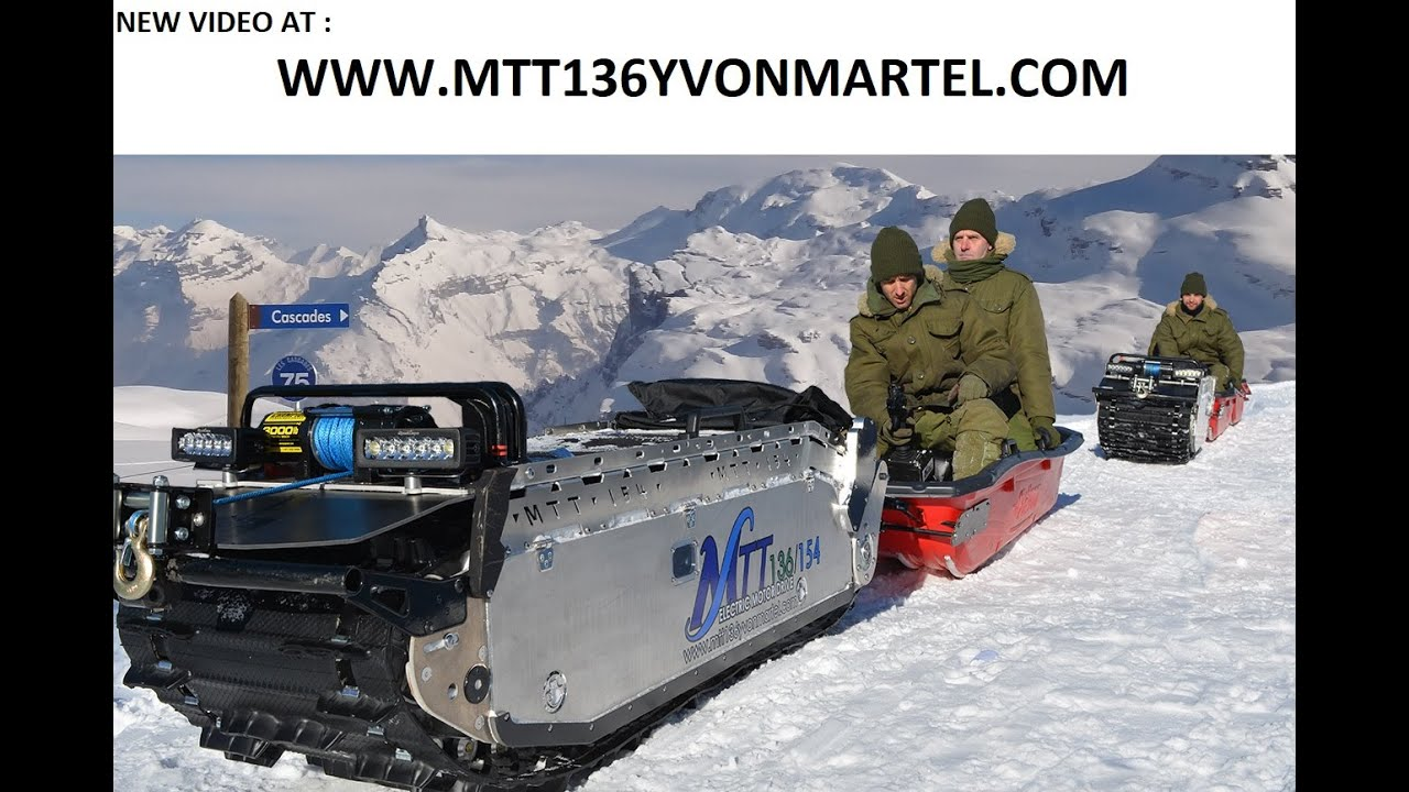 Mtt Tracking