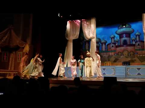 Aladdin Act 2-6 Jafar Gets the Lamp