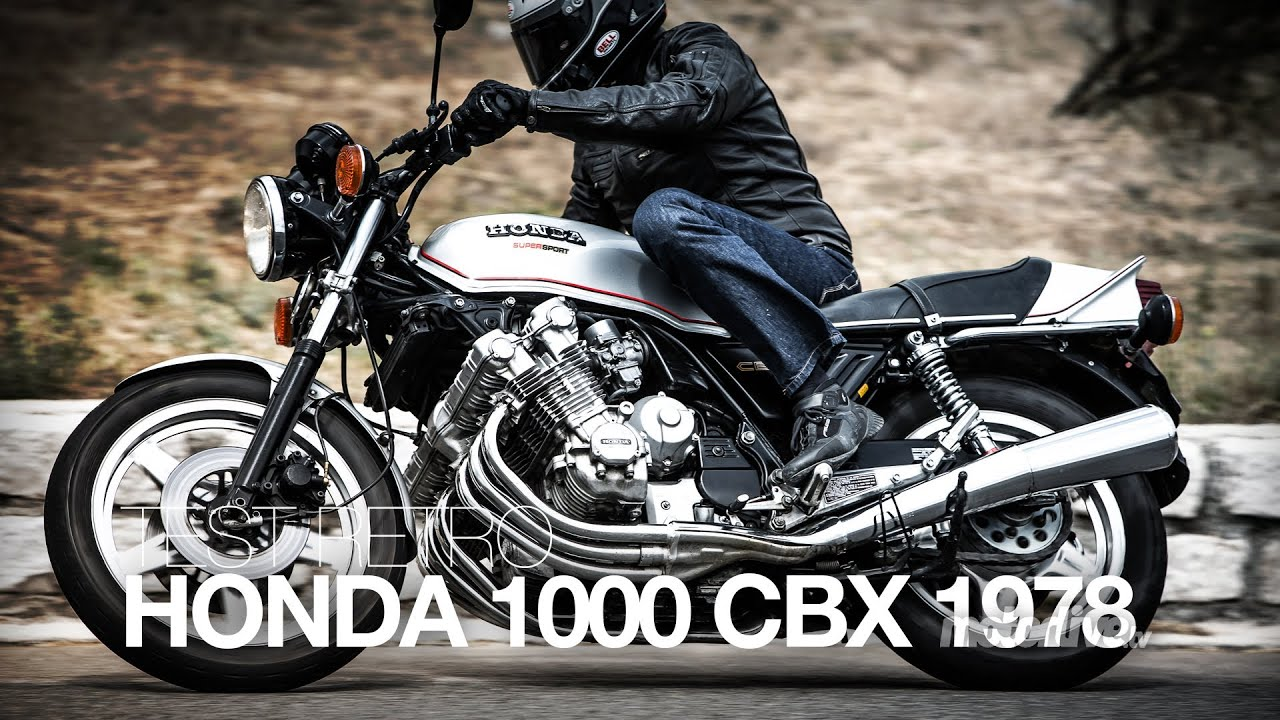 test retro honda 1000 cbx 1978 youtube. Black Bedroom Furniture Sets. Home Design Ideas