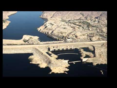 21st July 1970: Construction of Egypt's Aswan High Dam is completed