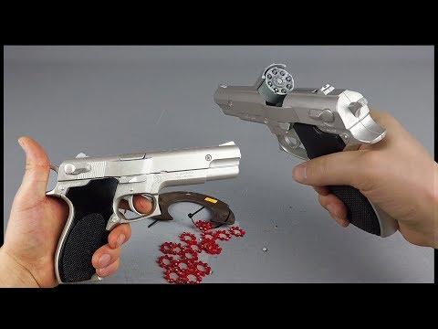 ✓ Metal Döküm Gerçekci Oyuncak Silah - Beretta M9 | Sam's Toys