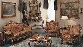 видео Классическая элитная мебель
