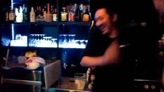 Coya-G bar in Tokyo!