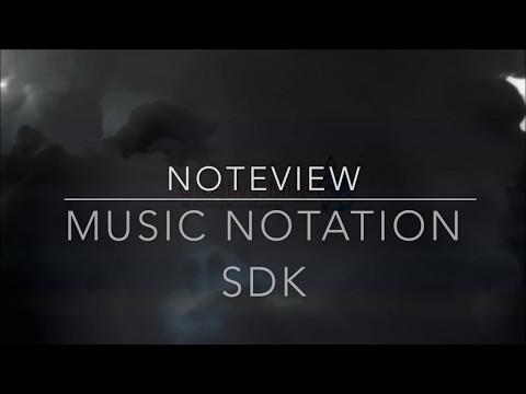 Music Notation SDK - IOS