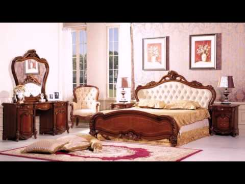 Видео   каталог спальни из Китая