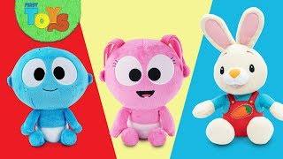 Birthday Party for Harry The Bunny | Pretend Play With Dolls & Toys Stories for Kids | First Toys