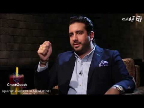 Omid Hajili/امید حاجیلی : اگر شاد نخوانم پولی که میگیرم حرام است