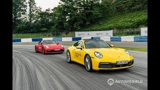 포르쉐 신형 911 '반년 앞서 만난 스포츠카의 아이콘…