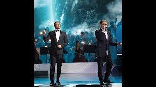 Григорий Лепс и Эмин Как тревожен этот путь Концерт к 75 летию Муслима Магомаева