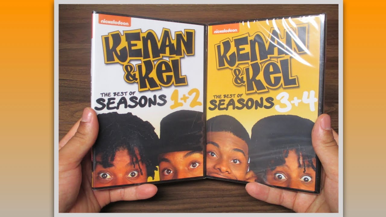 Download Kenan & Kel | The [in] Complete Series DVD Unboxing + Review