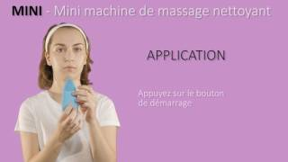 Mini machine de massage nettoyante MINI