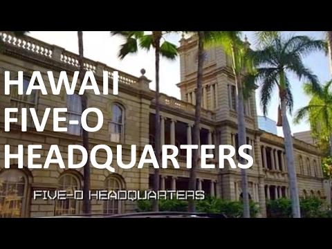Honolulu Police Department Building