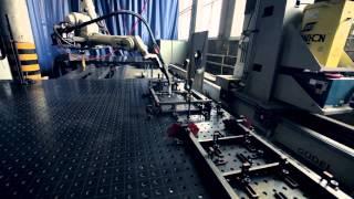 Сварочный робот Panasonic