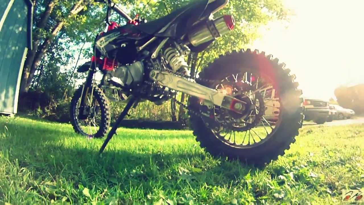Pitster Pro 125cc  Super Mini Moto   YouTube