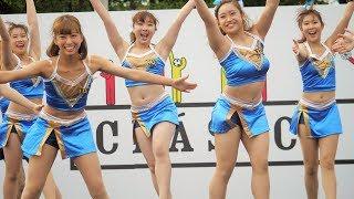 Cheerdance チア 早稲田大学チアダンスサークルMYNX 2018 RADWIMPS 会心の一撃