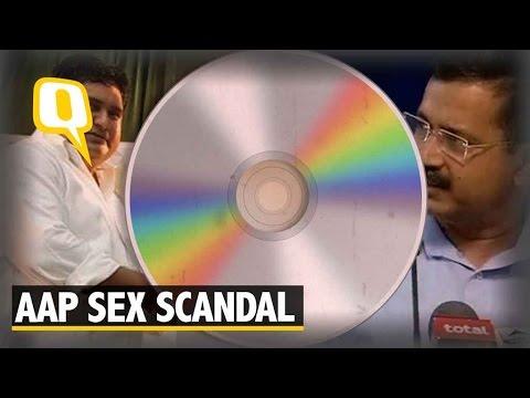 The Quint: AAP Sex Scandal: 'Zero Tolerance On Corruption' Emphasizes AAP