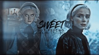 sabrina spellman | sweet but psycho.