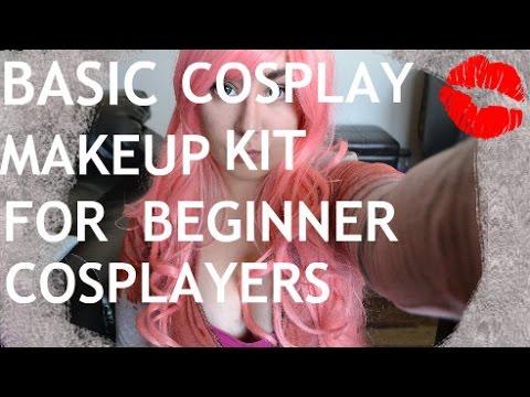 Basic Cosplay Makeup Kit for Beginner Cosplayers [Score ...