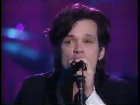 "John Mellencamp ""Get A Leg Up"" Live On Late Night TV 1991"