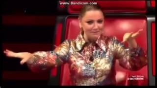 O ses Türkiye - Memduh Kızılkula (Big Boy) perform