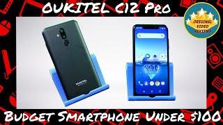 OUKITEL C12 Pro Smartphone Review